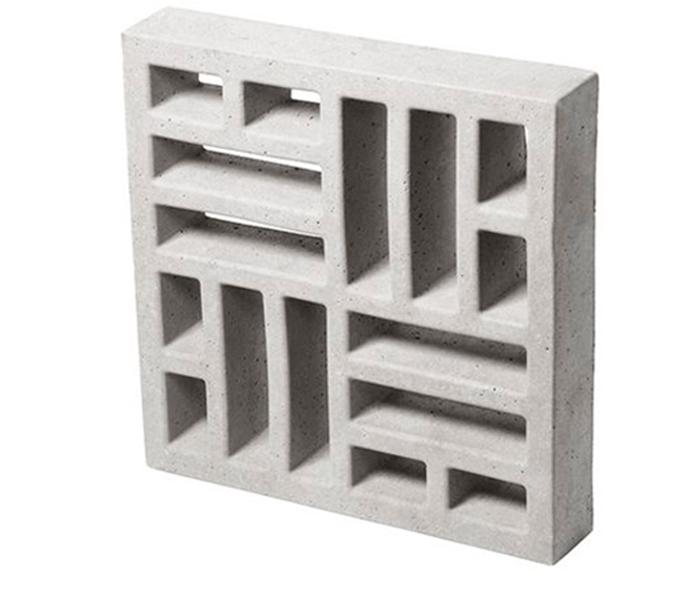 Elementos Vazados de Cimento