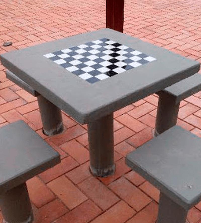 Mesa de Cimento