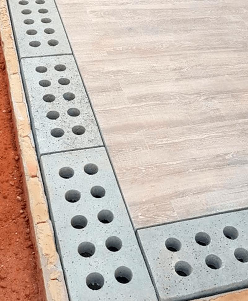 Fábrica de Grelhas de Concreto