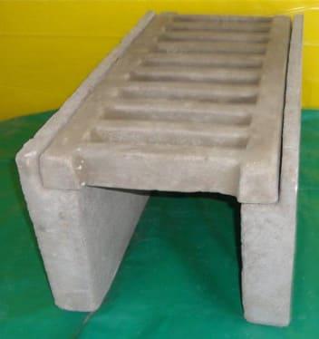 Canaletaslufran artefatos de cimento - Canaletas para agua ...